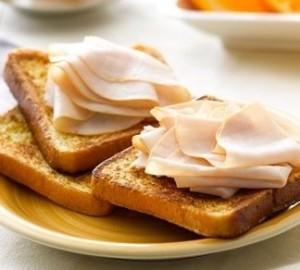 Desayuno saludable - Tostadas