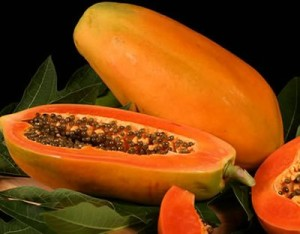 Desayuno saludable - Papaya