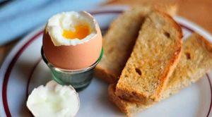 Desayuno saludable - Huevos