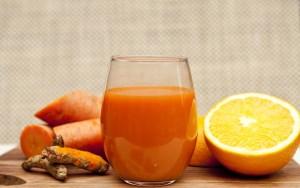 Desayuno saludable - Zumo 1