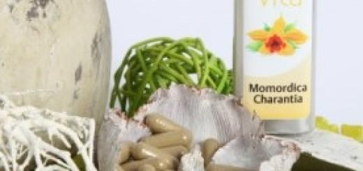 Cápsulas de Momordica Charantia